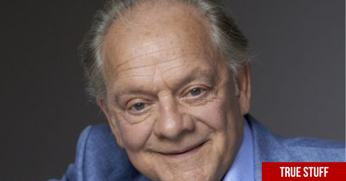New Book reveals Sir David was fifth choice for Del Boy