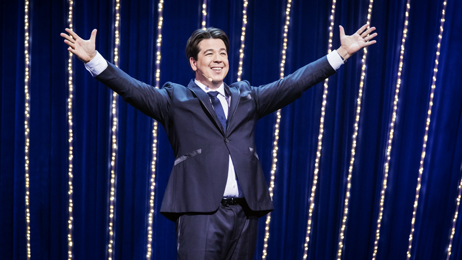 Michael McIntyre is coming back on our screens with his much loved show