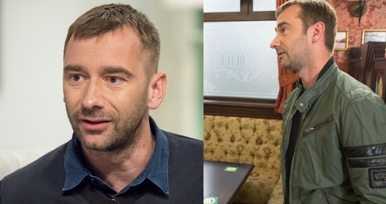 Former Corrie actor Charlie Candou says co-star was the 'nastiest celebrity he has ever met'