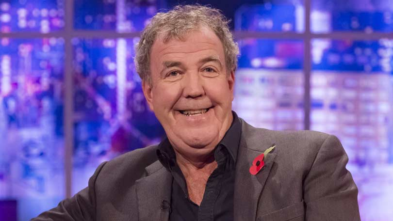 Jeremy Clarkson is annoyed with the people 'whingeing' over free school meals
