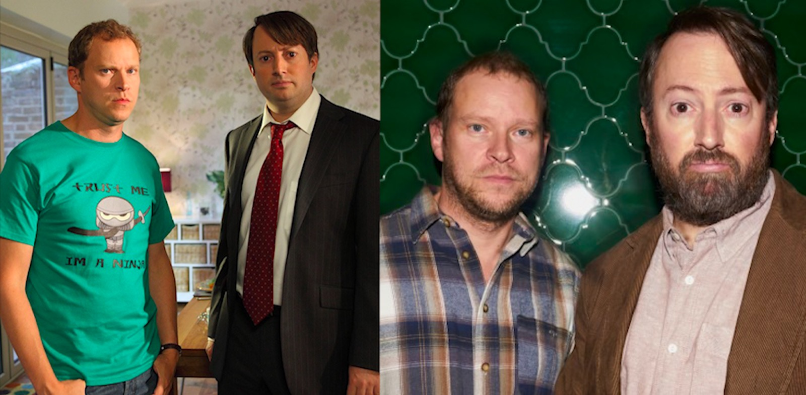 Mitchell and Webb confirm they do intend to revive Peep Show