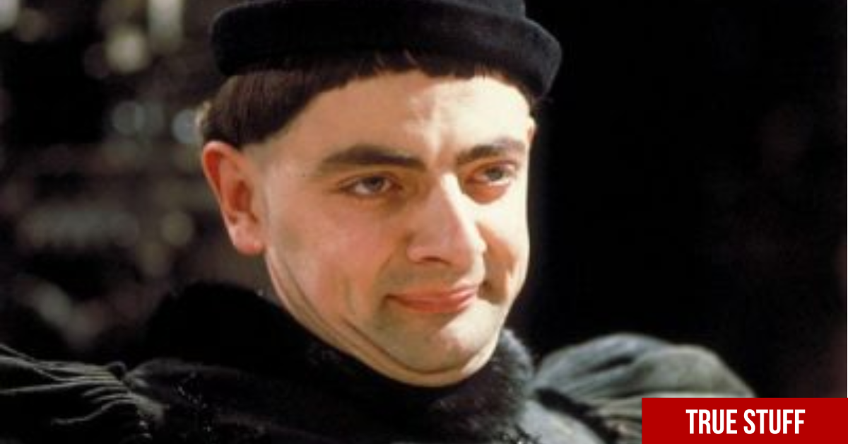 Blackadder is the latest comedy to receive an 'offensive language' warning