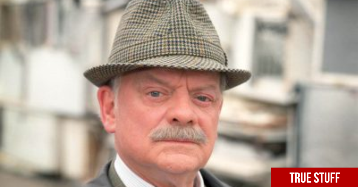 Sir David Jason refused to break one important rule whilst filming Touch of Frost