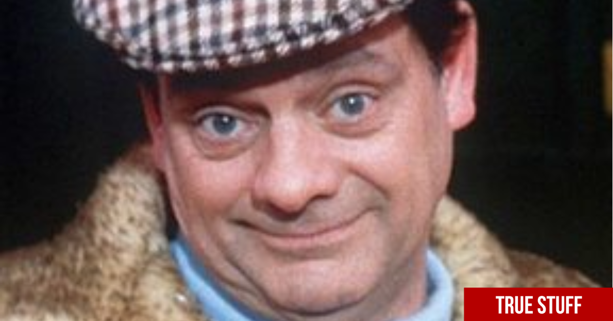 Sir David Jason explains why he doesn't attend the Only Fools and Horses conventions
