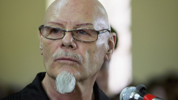 It's been announced when Gary Glitter will receive his jab