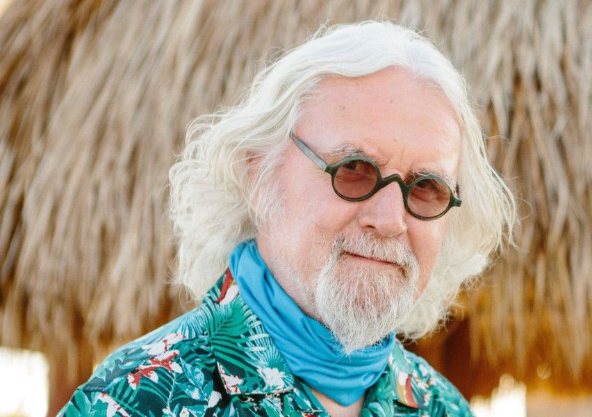 A sculpted statue of Billy Connolly already exists – it just needs planning permission from Glasgow council