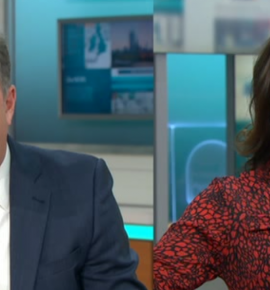 Piers Morgan tears into tattooed school Headteacher who gets defended by parents in response