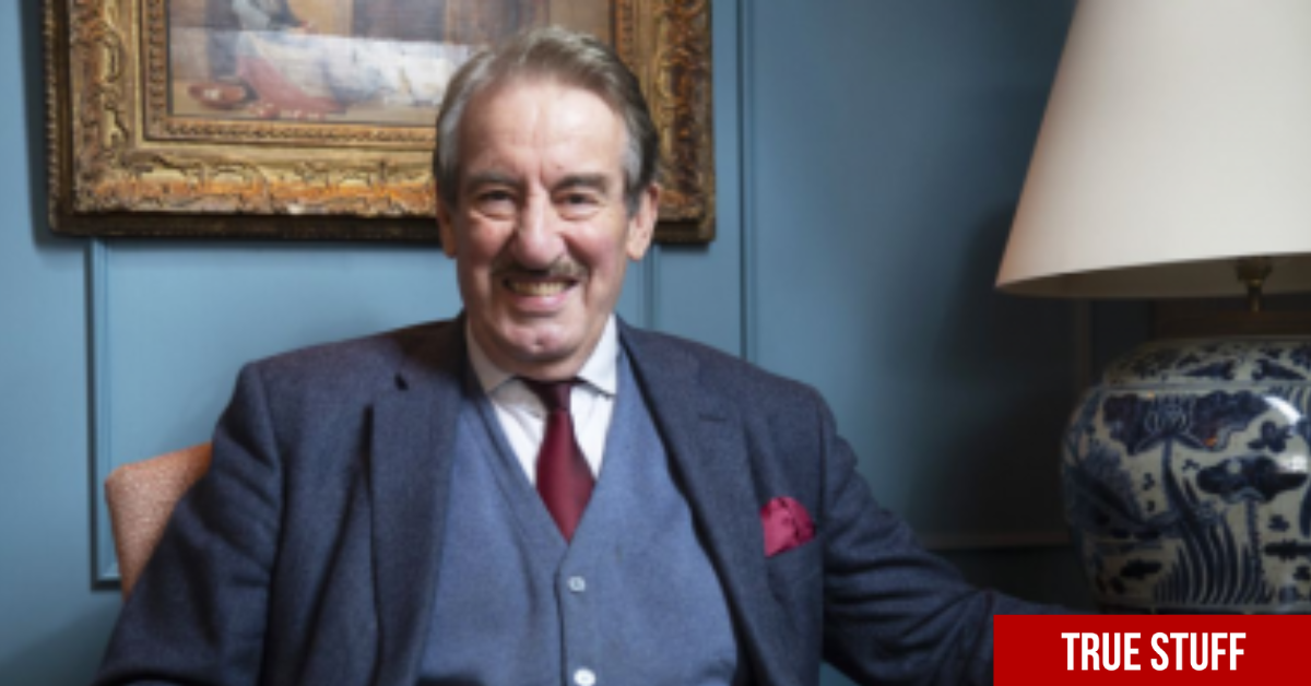John Challis reveals his favourite Only Fools scene and what it's like working with Sir David Jason