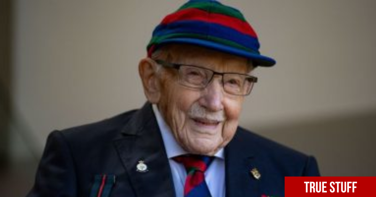 Captain Sir Tom Moore passes aged 100 after contracting coronavirus and pneumonia