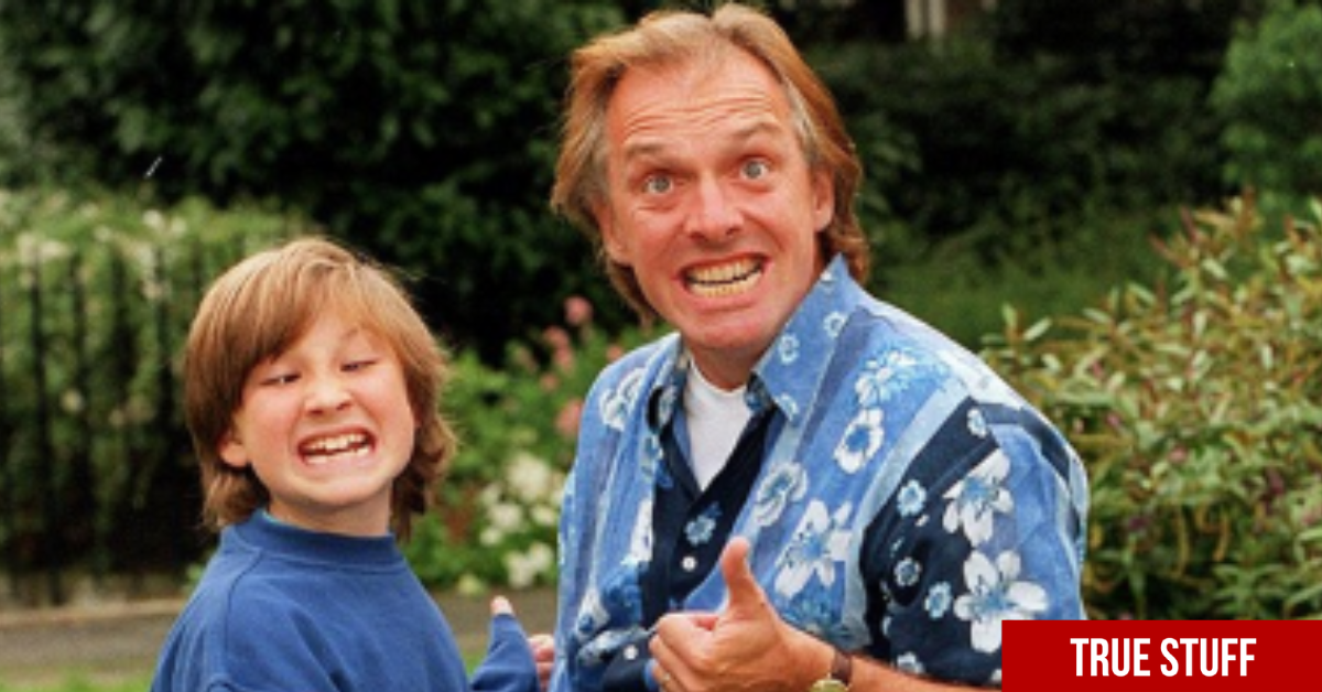 Rik Mayall's son Sid is in a comedy film with Nigel Planner, Johnny Vegas and Harry Enfield
