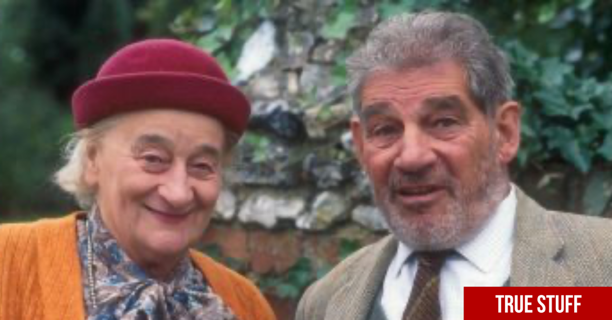 Vicar of Dibley star dies aged 89