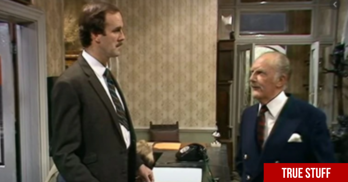 The BBC will take out the following 'offensive' remarks made by Major Gowen in Fawlty Towers