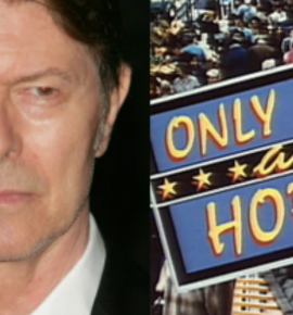 The Only Fools and Horses star who had an affair with David Bowie