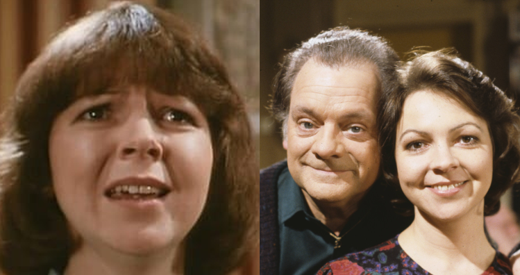 Only Fools and Horses' Raquel actress dated on-screen son for several years