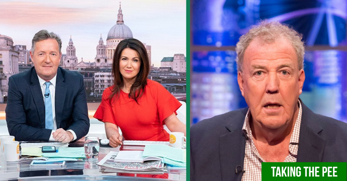 Five other B*llends GMB could stick next to Susanna Reid