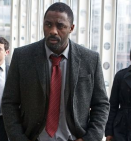 """Luther's friend circle """"doesn't feel authentic"""" according to the BBC"""