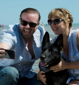 Ricky Gervais confirms filming start date for third series of After Life